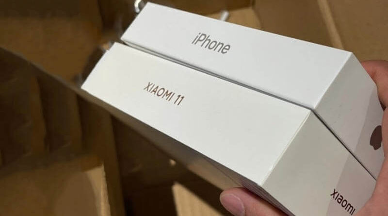 Xiaomi Mi 11 Vs Iphone 12 4