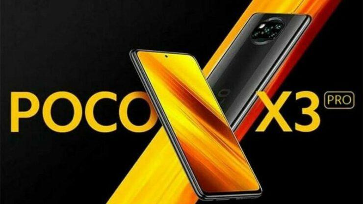Spesifikasi Dan Harga Poco X3 Pro