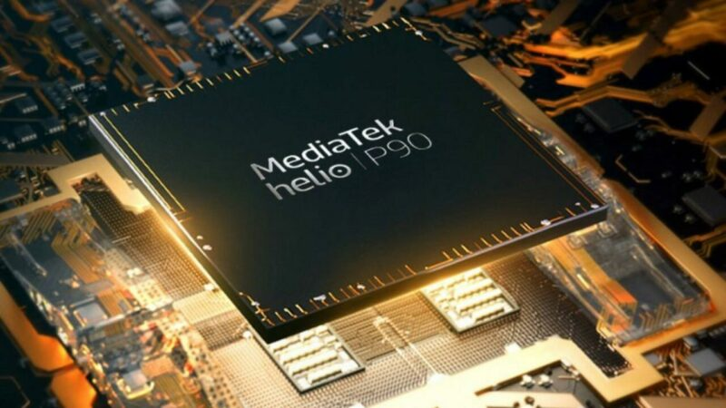 Chipset Mediatek Helio P90