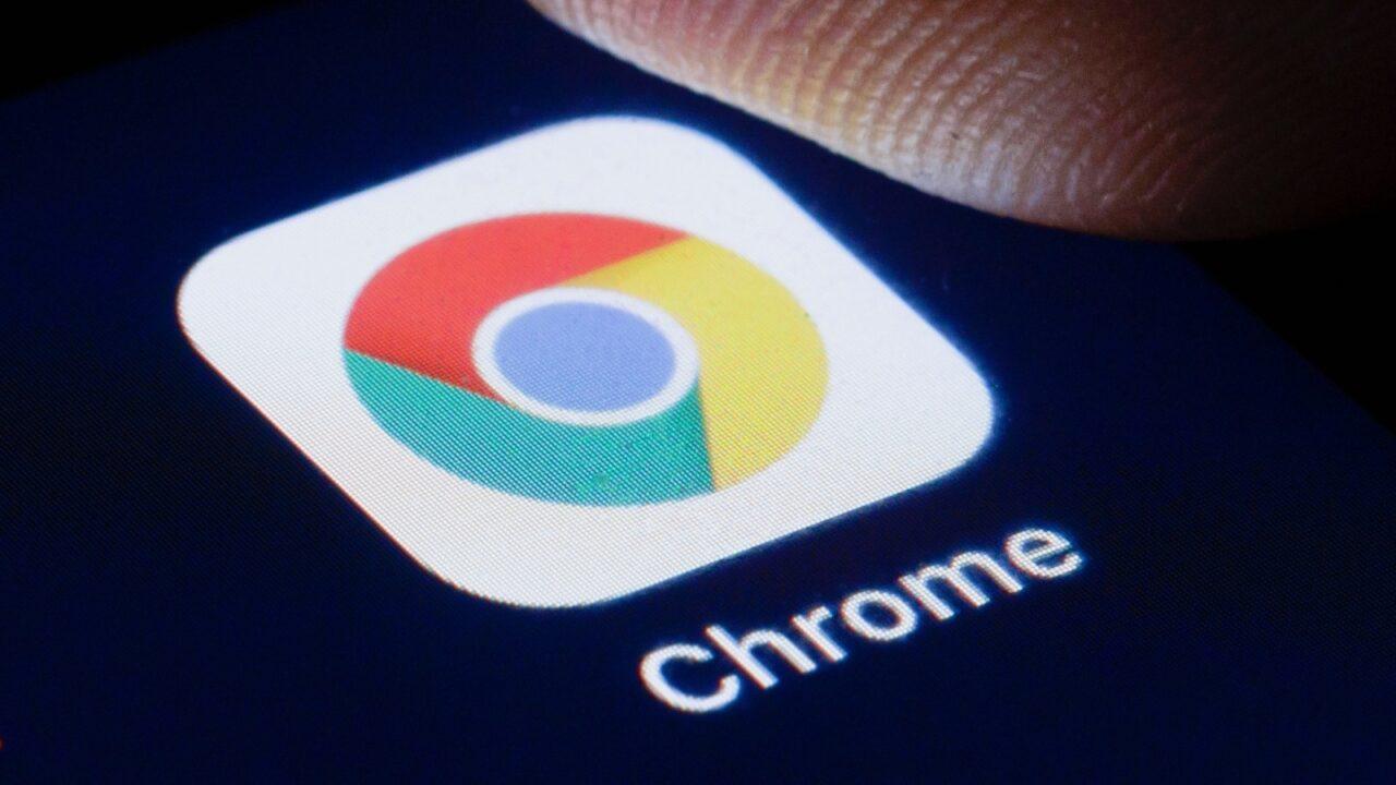 Ilustrasi Google Chrome
