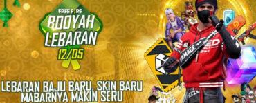 Skin Gratis Free Fire Lebaran 2021