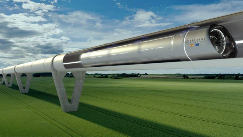 Contoh Hyperloop