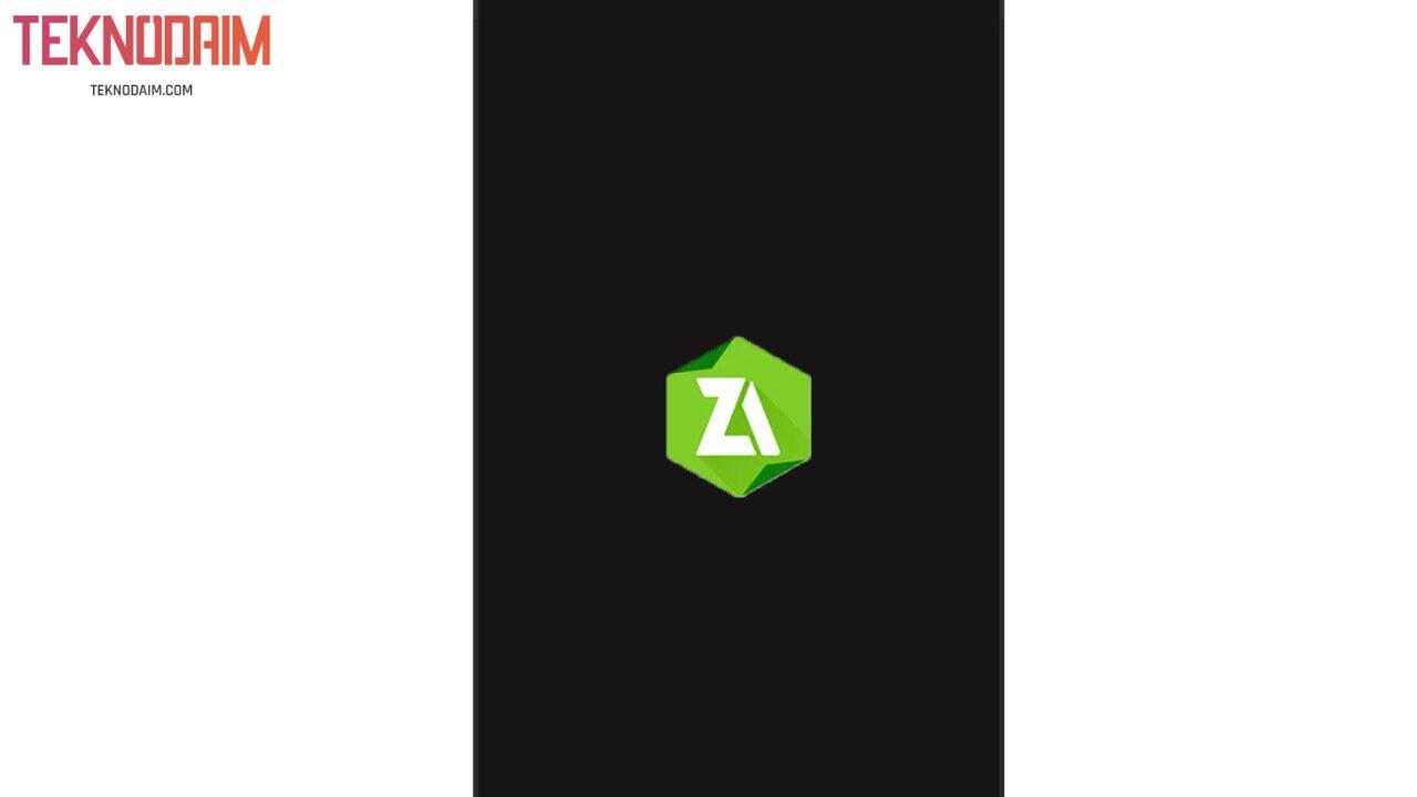 Aplikasi Zarchiver