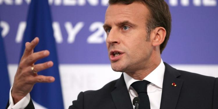 Emmanuel Macron, Salah Satu Target Spyware Pegasus