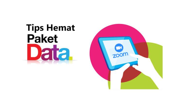 Ilustrasi Hemat Paket Data