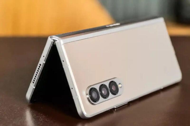 Harga Samsung Galaxy Z Fold 3