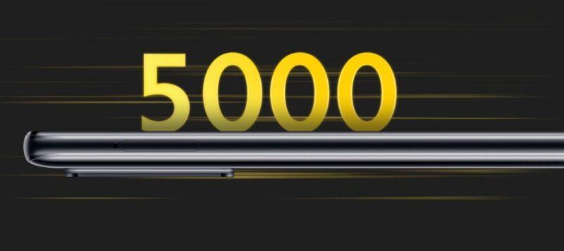 5.000 mAh Baterai
