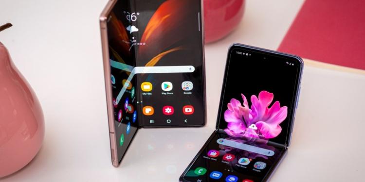 Samsung Galaxy Z Flip 3 dan Galaxy Z Fold 3