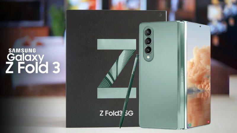 Samsung Galaxy Z Fold 3 Vs Galaxy Z Flip 3