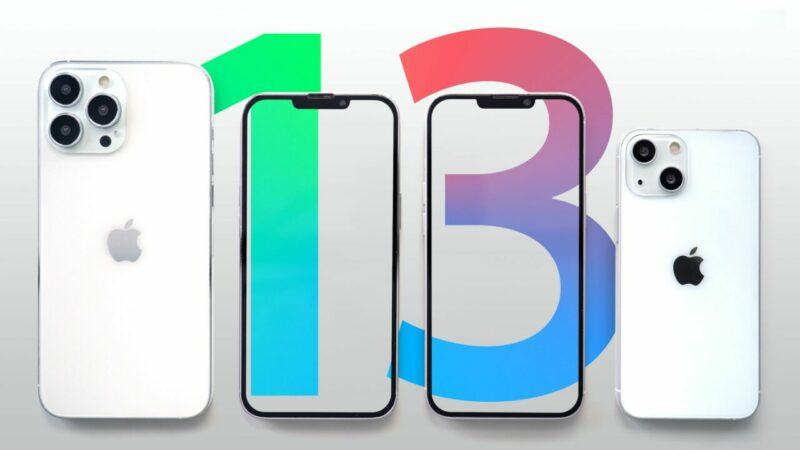 iPhone 13 Spesifikasi