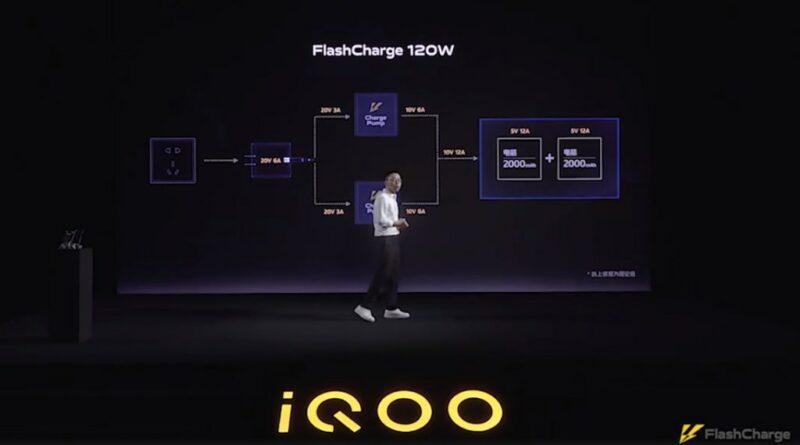 iQOO 8 Chipset