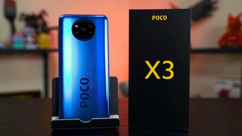 Harga Poco X3 Pro Oktober 2021