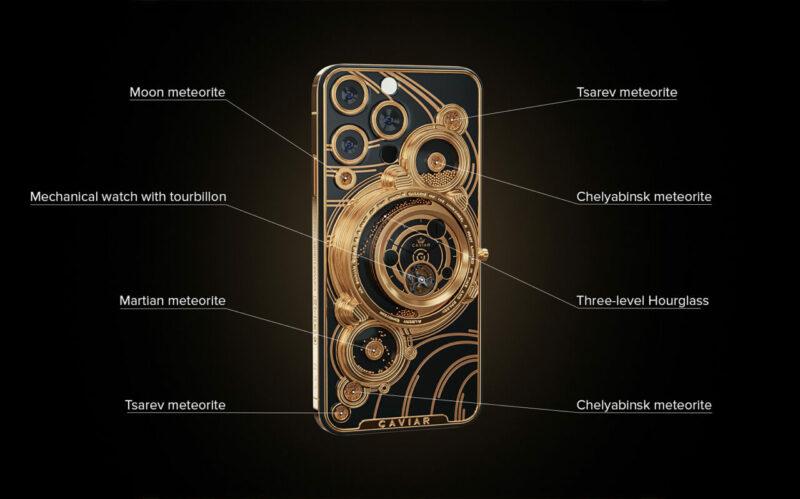 iPhone 13 Caviar